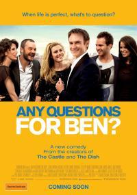 Jakieś pytania do Bena? (2012) plakat