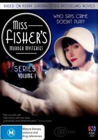 Zagadki kryminalne panny Fisher (2012) plakat