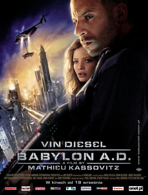 Babylon A.D. online Zalukaj PL