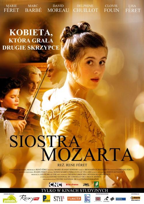 Nannerl, siostra Mozarta