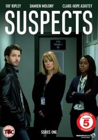 Suspects (2014) plakat