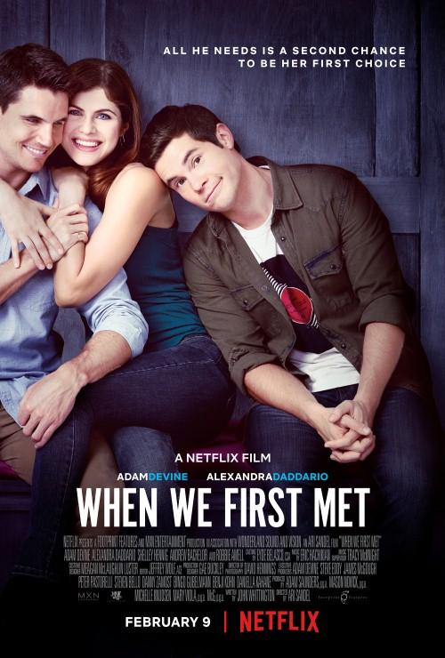 Gdy spotkaliśmy się pierwszy raz (2018)