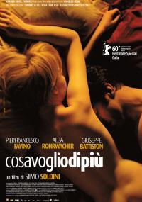 Czego chcę więcej (2010) plakat