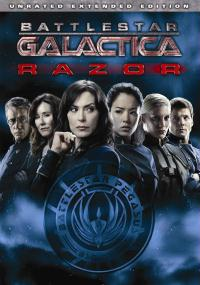 Battlestar Galactica: Razor (2007) plakat