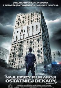 Raid (2011) plakat