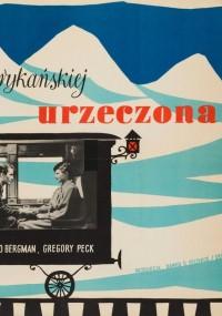 Urzeczona (1945) plakat