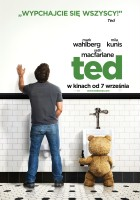 plakat - Ted (2012)