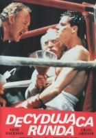 plakat - Decydująca runda (1988)