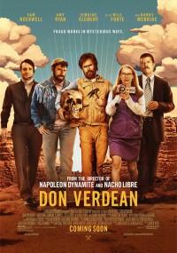 Don Verdean (2015) plakat