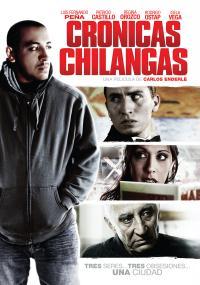 Kroniki z Mexico City (2009) plakat