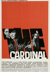 Kardynał (1963) plakat