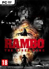 Rambo: The Video Game (2014) plakat