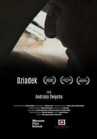 Dziadek (2017) plakat