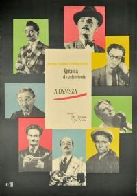 Sprawa do załatwienia (1953) plakat