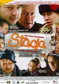 Stacja (2001) plakat