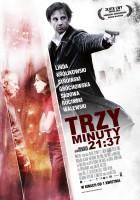 plakat - Trzy minuty. 21:37 (2010)