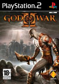 God of War II (2007) plakat