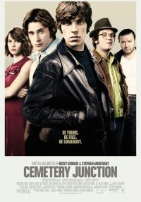 Cemetery Junction (2010) plakat