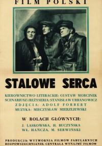 Stalowe serca (1948) plakat