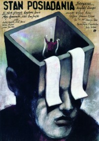 Stan posiadania (1989) plakat