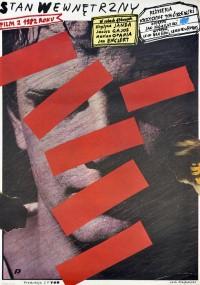 Stan wewnętrzny (1983) plakat