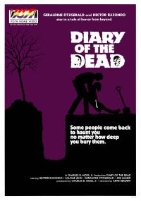 Diary of the Dead (1976) plakat