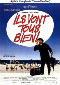 Wszyscy mają się dobrze (1990) plakat