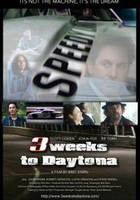 3 Weeks to Daytona (2011) plakat