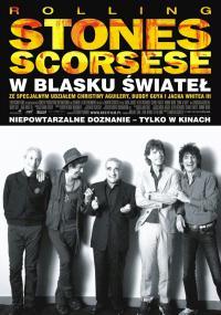 Rolling Stones w blasku świateł (2008) plakat