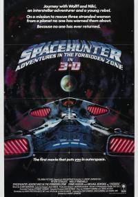 Kosmiczne łowy (1983) plakat