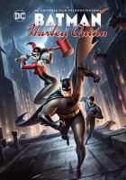 plakat - Batman i Harley Quinn (2017)