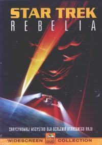 Star Trek IX: Rebelia (1998) plakat