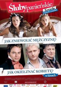Śluby panieńskie (2010) plakat