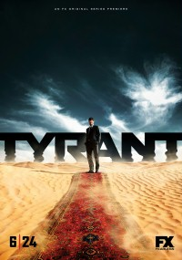 Tyran (2014) plakat