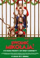 plakat - Uwolnić Mikołaja! (2014)