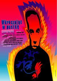 Wkraczając w pustkę (2009) plakat