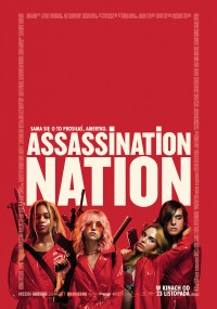 Assassination Nation (2018) plakat