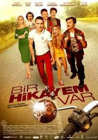 Bir Hikayem Var (2013) plakat