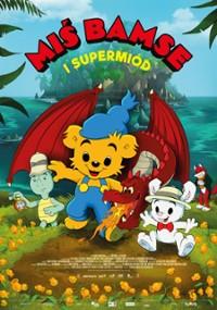 Miś Bamse i supermiód (2018) plakat
