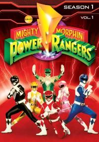 Power Rangers (1993) plakat