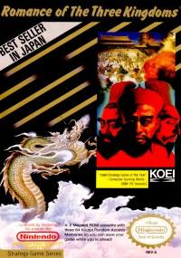 Romance of the Three Kingdoms (1989) plakat