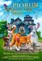 plakat - Piorun i magiczny dom (2013)