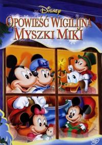 Opowieść wigilijna Myszki Miki (1983) plakat