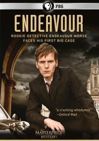 Endeavour (2013) plakat