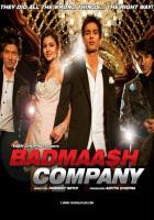 plakat - Badmaa$h Company (2010)