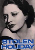 Stolen Holiday (1937) plakat