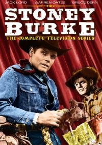 Stoney Burke (1962) plakat