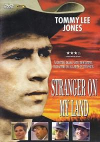 Obcy na mojej ziemi (1988) plakat