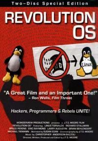 Revolution OS (2001) plakat