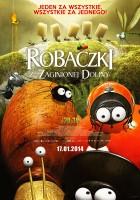 plakat - Robaczki z Zaginionej Doliny (2013)